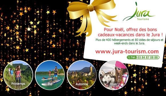Bons Cadeaux Jura Tourisme