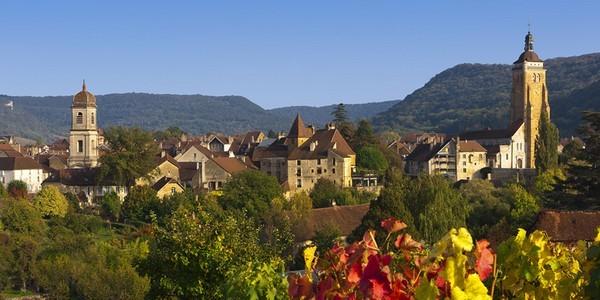 Flânerie Gourmande dans le vignoble du Jura
