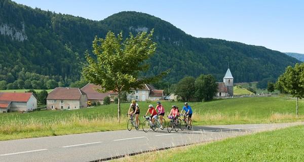 Boucle 21 : Jura Monts Rivières