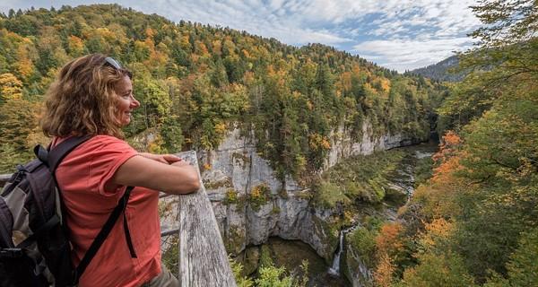 le Jura c'est plus de 5 000 km de sentiers balisés