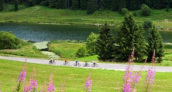 La ronde des lacs du Haut-Jura
