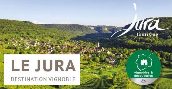 Le guide des labélisés Vignobles & Découvertes du Jura