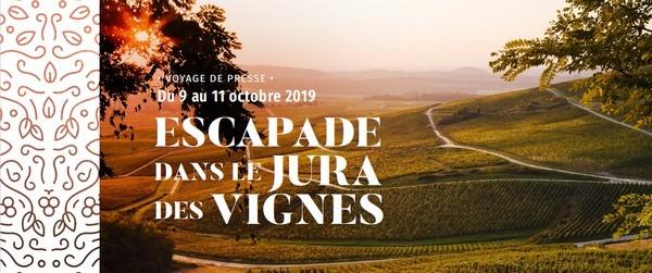 Escapade dans le Jura des vignes !