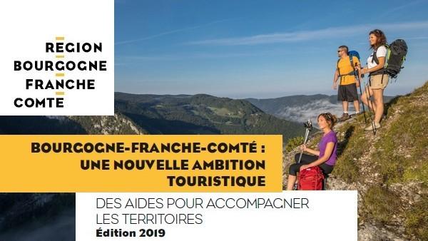 La Région Bourgogne Franche-Comté soutient l'itinérance